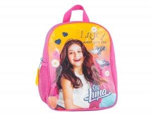 Plecak Soy Luna dla Dziewczynki do Przedszkola DLC-303