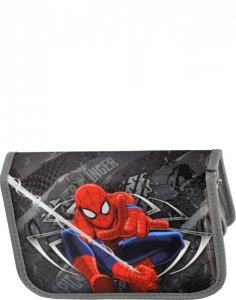 SpiderMan Piórnik Nowy dla Chłopaka Szkolny z Wyposażeniem [SPO-001]
