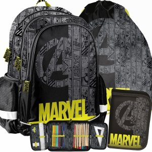 Iron Man Plecak dla Chłopaków do Szkoły Avengers [ANA-081]