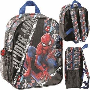 Mały Plecak Plecaczek do Przedszkola Spiderman Wycieczkowy [SPW-303]