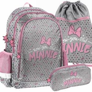 Plecak na Zajęcia Szkolne Myszka Minnie dla Uczennicy [DNF-081]