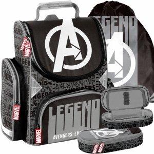 Marvel Tornister Avengers do Szkoły Paso Chłopięcy [AMAL-525]