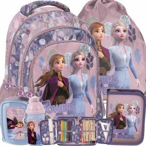 Plecak Frozen Kraina Lodu 2 do Szkoły Podstawowej [DOG-181]