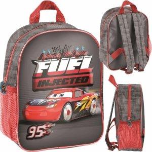 Plecak 3D Auta Cars dla Chłopaków do Przedszkola Wycieczkowy [DCW-503]