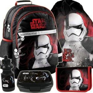 Plecak Gwiezdne Wojny Komplet dla Chłopaka [STP-116]
