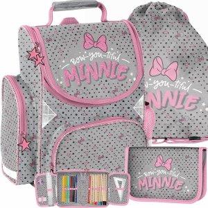 Myszka Minnie Tornister dla Dziewczynek Szkolny Paso [DNF-525]