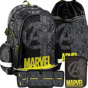 Plecak Chłopięcy Avengers do Szkoły Modny Paso [ANA-081]