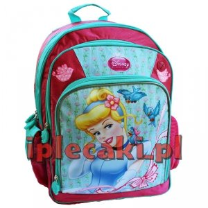 Plecak Szkolny Księżniczka Kopciuszek Princess [600986]
