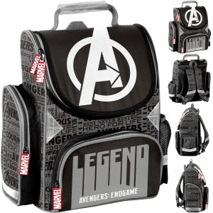 Avengers Szkolny Tornister dla Chłopaków Marvel [AMAL-525]