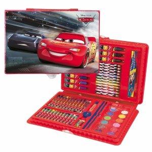 Zestaw Plastyczny Plastyczny Zygzak Auta Cars 71 elem. [ZA71CA47]