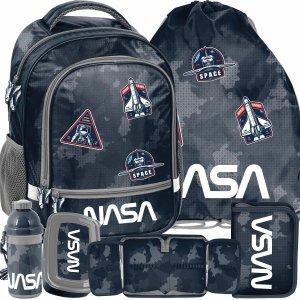Nasa Szkolny Plecak Kosmos do 1 klasy Szkoły Podstawowej [PP21NA-260]