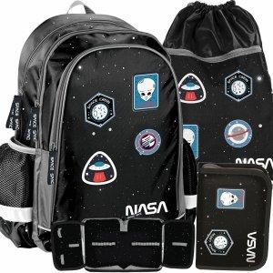 Plecak Chłopięcy Kosmos UFO do Szkoły Modny Nasa [PP20NS-081]