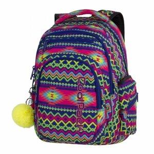 Plecak Indiański CP CoolPack Szkolny Młodzieżowy Boho Elektra Patio [87438CP]