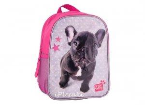 Plecak do Przedszkola z Pieskiem dla Dziewczynki PEI-303