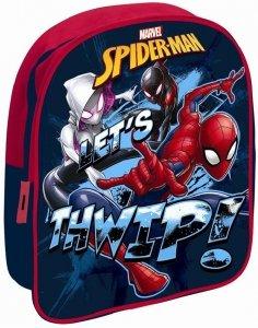 Mały Plecak Plecaczek Spiderman dla Przedszkolaka na Wycieczki [607287]