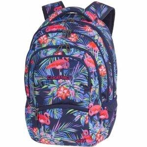 CoolPack Plecak Szkolny Cp Młodzieżowy Pink Flamingo [81174CP]