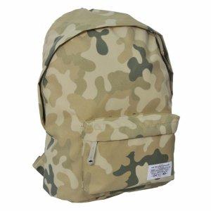 Plecak Szkolny Moro Młodzieżowy Kamuflaż [CM-222I]