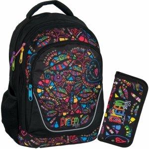 Plecak Dream Big Młodzieżowy Szkolny Dziewczęcy [BDE-367]