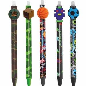 5 szt. Długopis Wymazywalny z Gumką Moro Game Minecraft [78919PTR]