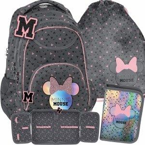 Szkolny Plecak Myszka Minnie Paso Dziewczęcy [DMNA-2708]