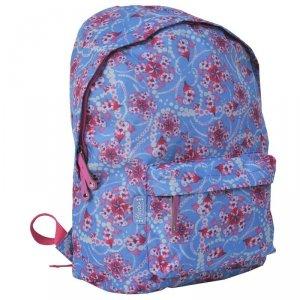 Plecak RETRO VINTAGE Młodzieżowy dla Dziewczyny 15-220K