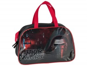 Torba Star Wars Chłopięca Gwiezdne Wojny Sportowa Podróżna STK-074