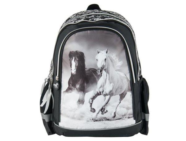 Plecak Szkolny z Koniem Końmi Koń do Szkoły