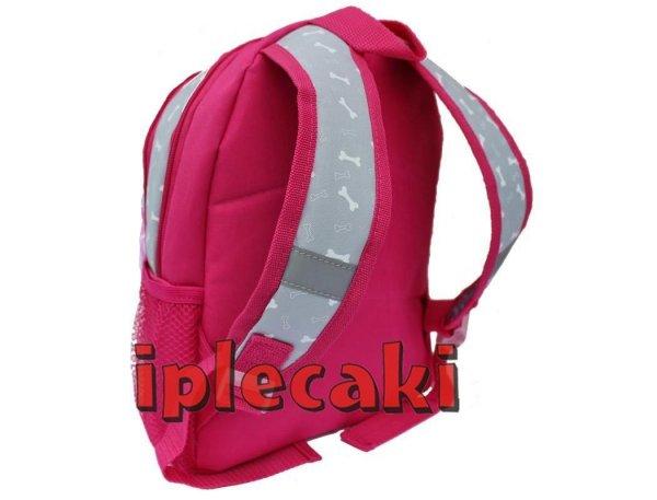 plecak dla dziewczynki do przedszkola z pieskiem