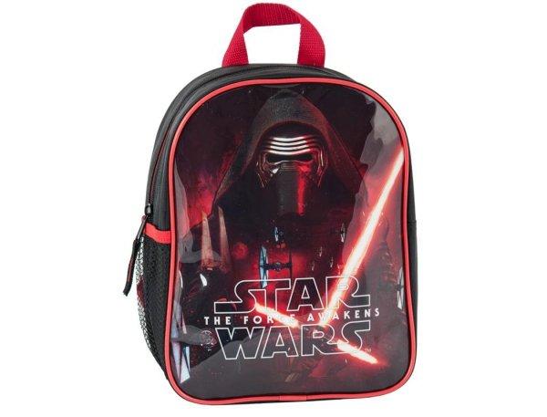 Plecak Star Wars Przedszkolny Gwiezdne Wojny dla Chłopaków do przedszkola na wycieczki