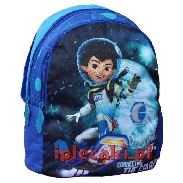 plecak miles z przyszłości dla przedszkolaka