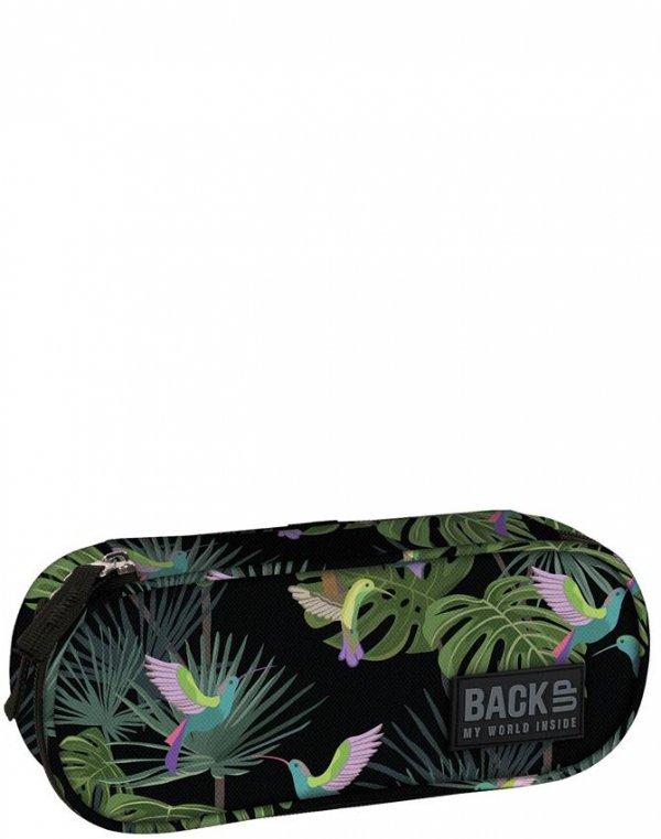 BackUP Plecak Piórnik Szkolny Młodzieżowy Kolibry [PLB1A33]
