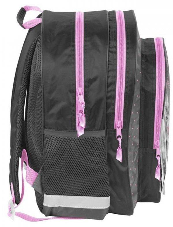 Plecak Szkolny Piesek Kotek Zestaw 6w1 dla Dziewczyny RHG-090