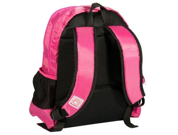 Soy Luna Plecak Szkolny dla Dziewczyny Różowy Czarny