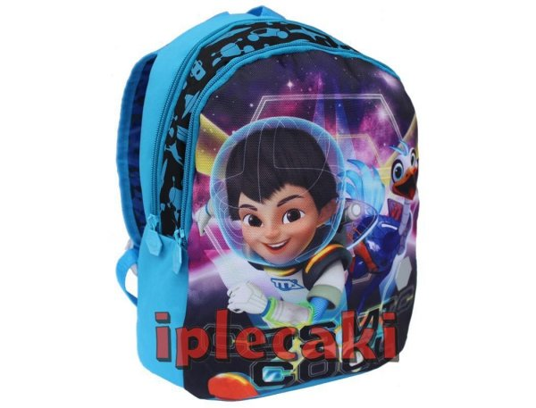 plecaczek przedszkolny miles z przyszłości dla chłopaka
