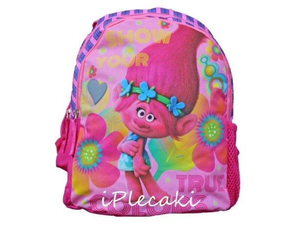 Plecak Trolle do Przedszkola na Wycieczki dla Dziewczyny