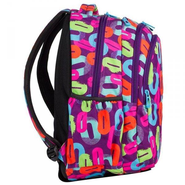 plecak cp coolpack do szkoły kolorowe