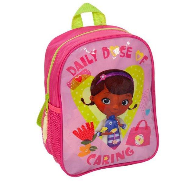plecak przedszkolny doktor dosia dla dziewczynki DDR-303
