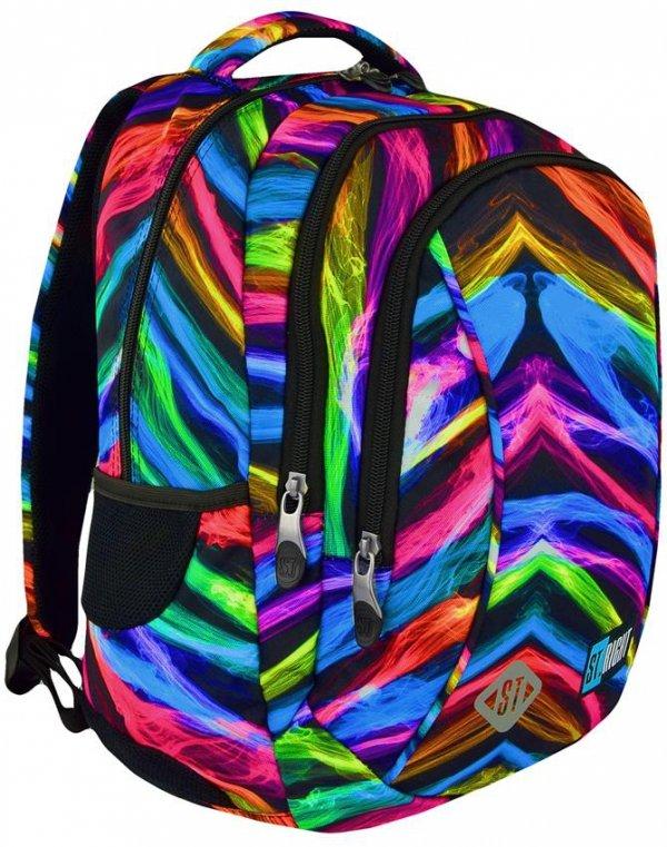 Plecak Młodzieżowy St. Right Majewski Szkolny New Illusion [BP26]