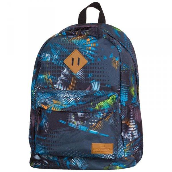 Plecak Młodzieżowy CoolPack CP Szkolny Lights Splash 75145CP