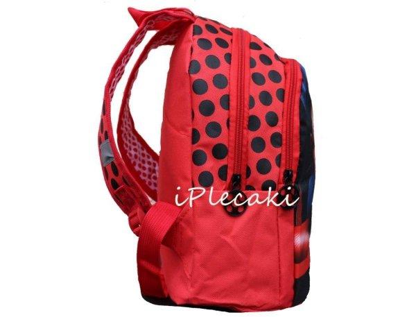 Plecak Miraculum Biedronka dla Dziewczyny do Przedszkola