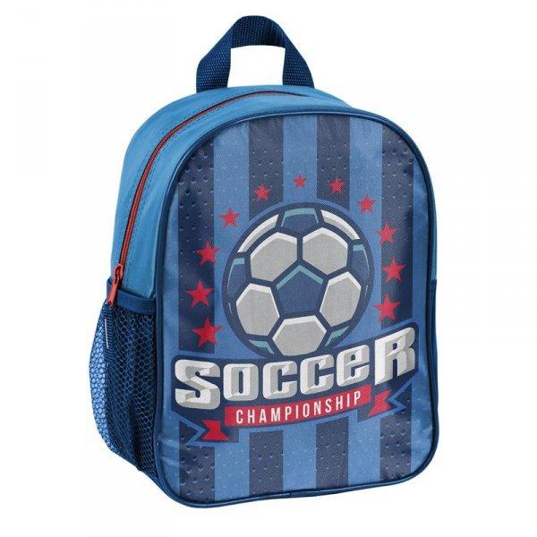 Plecak dla Przedszkolaka Piłka Nożna na Wycieczki dla Chłopaka 17-303P