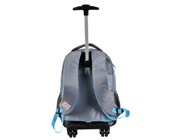 Plecak z Koniem na Kółkach dla Dziewczyny do Szkoły
