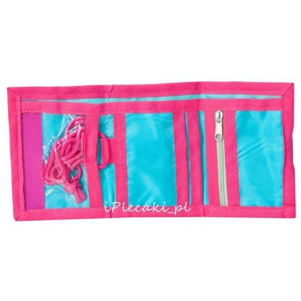 portfele dziecięce dla dziewczynki kraina lodu