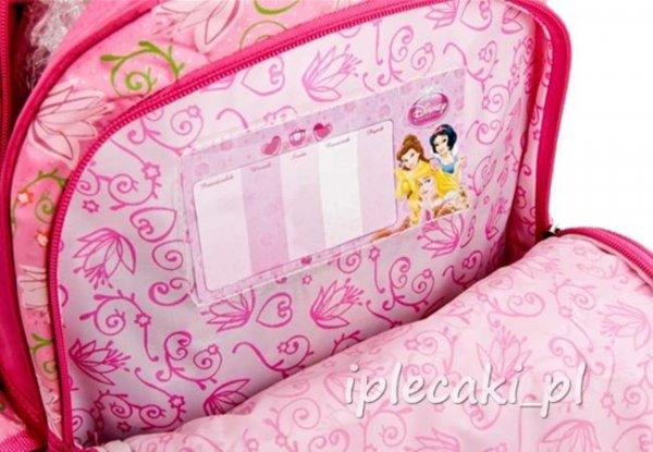 Plecak Szkolny Księżniczki Księżniczka Princess