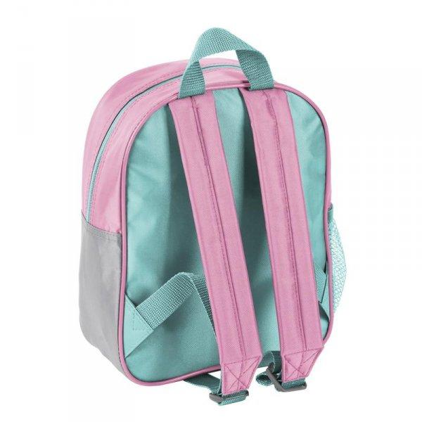 Plecak do Przedszkola Plecaczek z Kotem na Wycieczki dla Dziewczynki