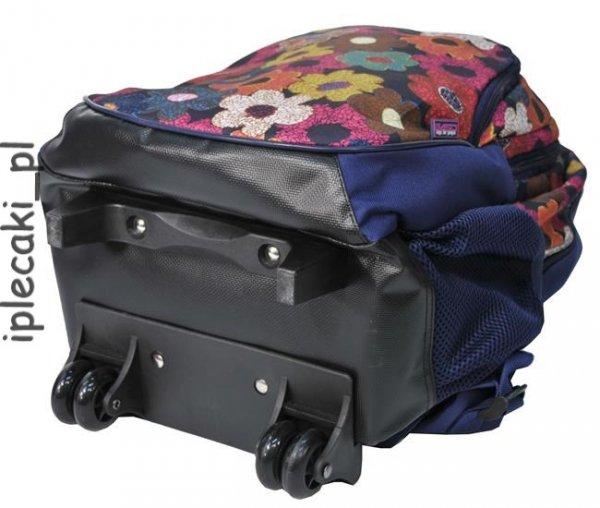 Plecak na kółkach Szkolny Paso Trolley