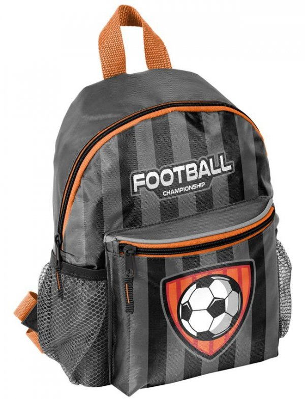 Plecak Przedszkolny Piłka Nożna dla Chłopaka [18-321FB]