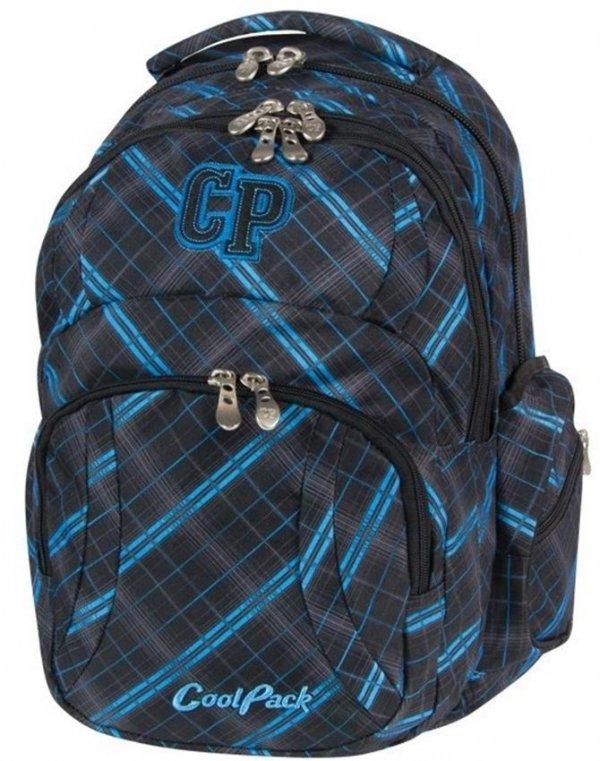 Plecak CoolPack Cp Szkolny Młodzieżowy Niebieski [51361CP]
