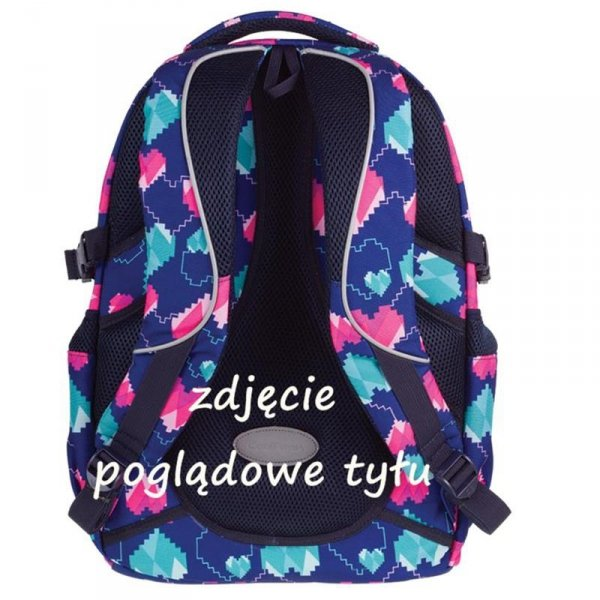 Plecak CP Młodzieżowy CoolPack Serduszka Scrtached Hearts