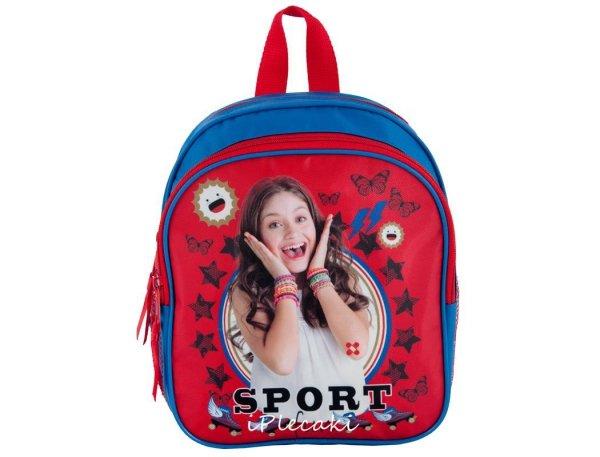 plecak przedszkolny soy luna dla przedszkolaka